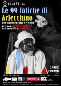 Le 99 fatiche di Arlecchino