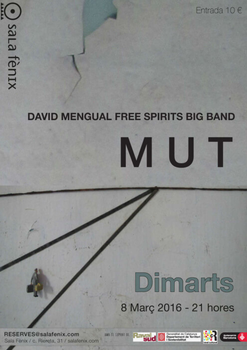 David mengual free spirit big band 4