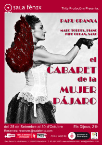 El cabaret de la mujer pajaro