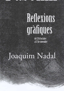 Joaquim Nadal cartell