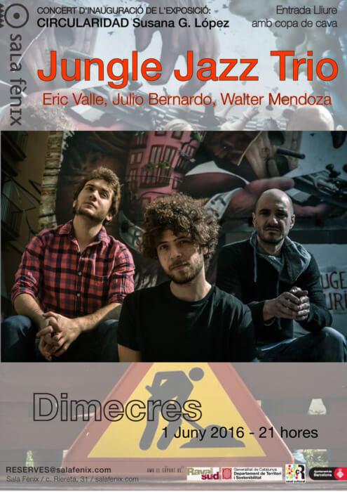 Jungle-Jazz-Trio