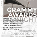 Velvet Raval Jam Session - grammy awards night