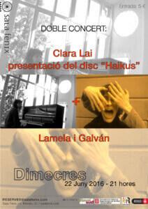 cartel-concierto-clara-ines