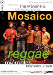 Mosaico goes Reggae