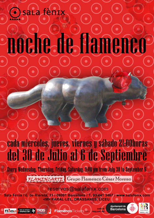 noche de flamenco 2014