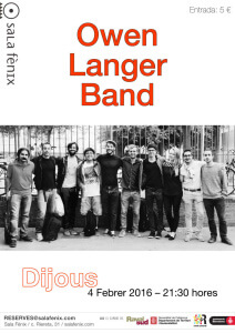 cartel owen langer band