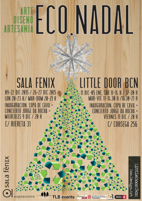 cartel eco nadal