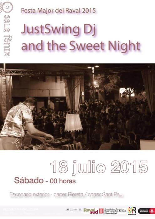 cartel Justswing Dj and the Sweet Night
