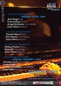 Velvet Raval Jam Session