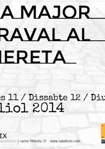 Festa Major del Raval 2014