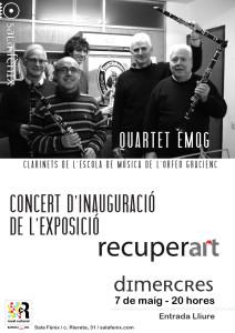 Quartet EMOG
