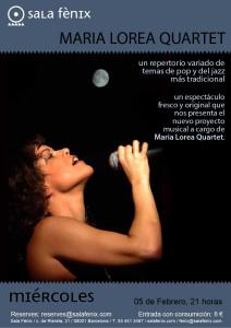 Maria Lorea Quartet