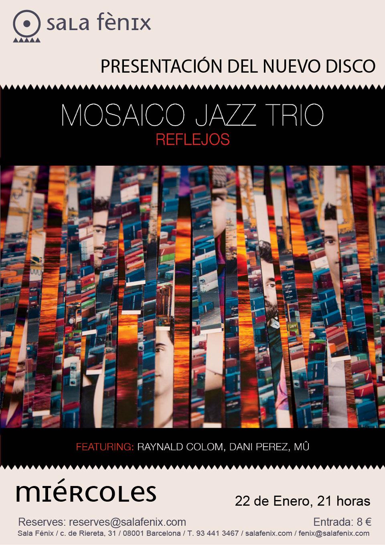 Mosaico Jazz Trio